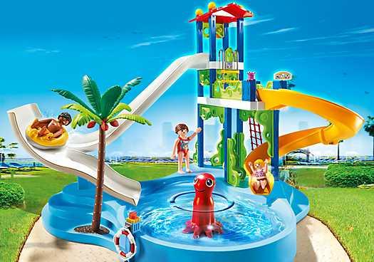 De goedkoopste waterpretpark met glijbanen 6669 nu 24 for Piscine 5575