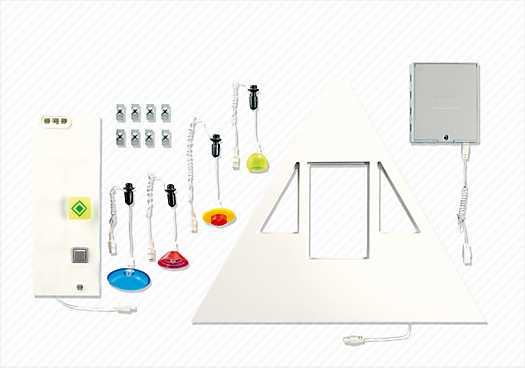 de goedkoopste basisset verlichting voor moderne villa art. Black Bedroom Furniture Sets. Home Design Ideas